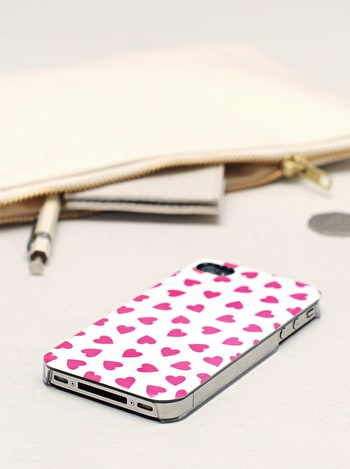 Photo of Hearts - iPhone 4/4S Case