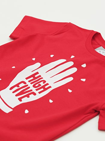 Photo of High Five - Red