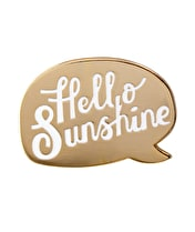 Hello Sunshine - Enamel Pin