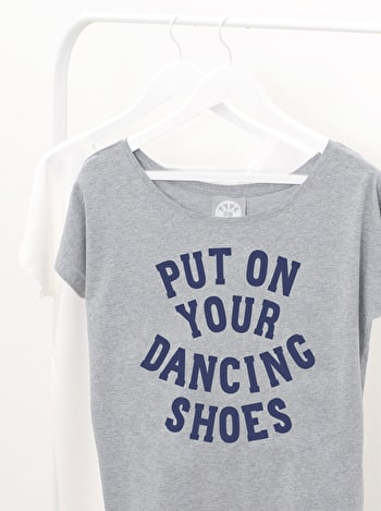 Photo of Dancing Shoes - Womens T-Shirt