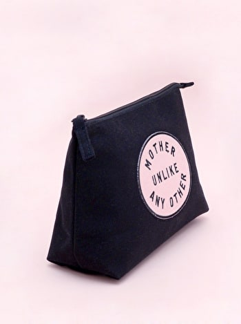 Mother Unlike Any Other Makeup Bag   Cosmetics Bags   Alphabet Bags