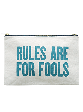 Photo of Rules Are For Fools