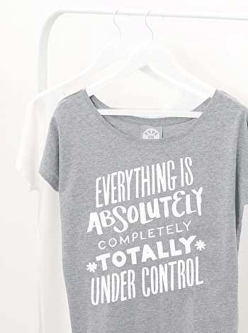 Photo of Under Control - Womens T-Shirt