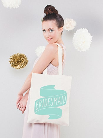 Photo of Bridesmaid - Mint