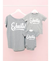 Exhausting - Toddler T-Shirt