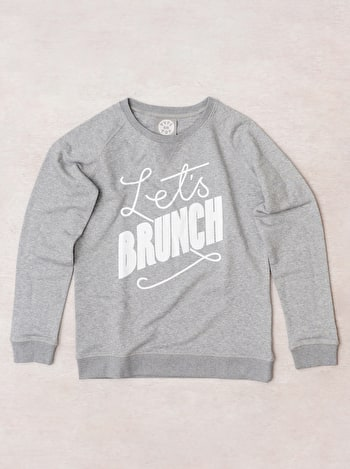 Let's Brunch - Grey