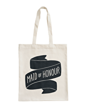 Maid of Honour - Black - Second
