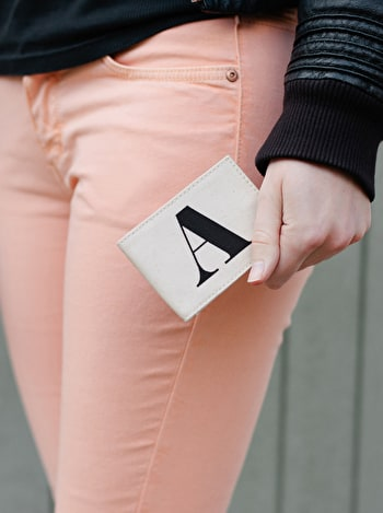 Photo of Card Holder - W