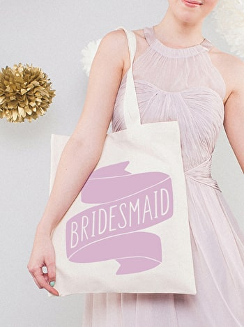 Photo of Bridesmaid - Rose