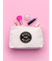 Mighty Fine Mother Natural - Makeup Bag