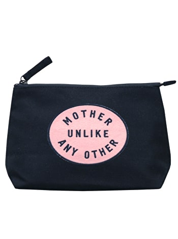 Photo of Mother Unlike Any Other Black - Makeup Bag