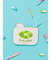 Peridot / August - Birthstone Pouch
