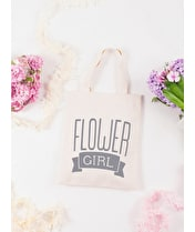 Flower Girl - Grey
