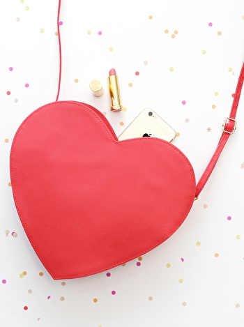 Photo of Heart - Clutch Bag