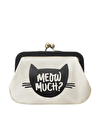 Meow Much? - Coin Purse