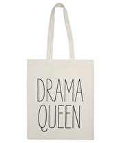 Drama Queen - Cotton Tote Bag