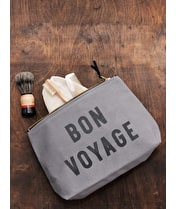 Bon Voyage - Wash Bag