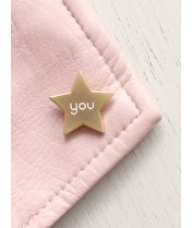 You Star - Enamel Pin