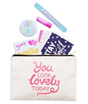 You Look Lovely Today - Goody Pouch Gift Set