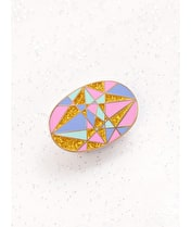 Opal / October  - Enamel Pin