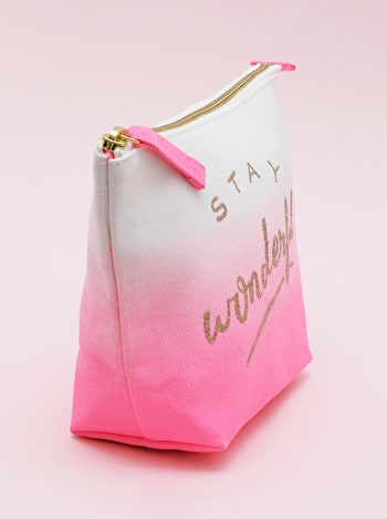 Photo of Stay Wonderful Ombré - Makeup Bag
