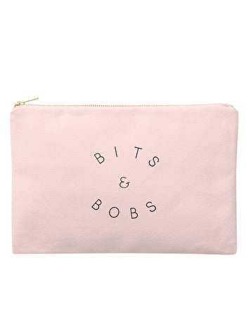 Photo of Bits & Bobs - Blush Pink Pouch