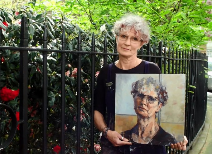 EXCLUSIVE INTERVIEW WITH HEAT 4 WINNER OF SKY ARTS PORTRAIT ARTIST OF THE YEAR