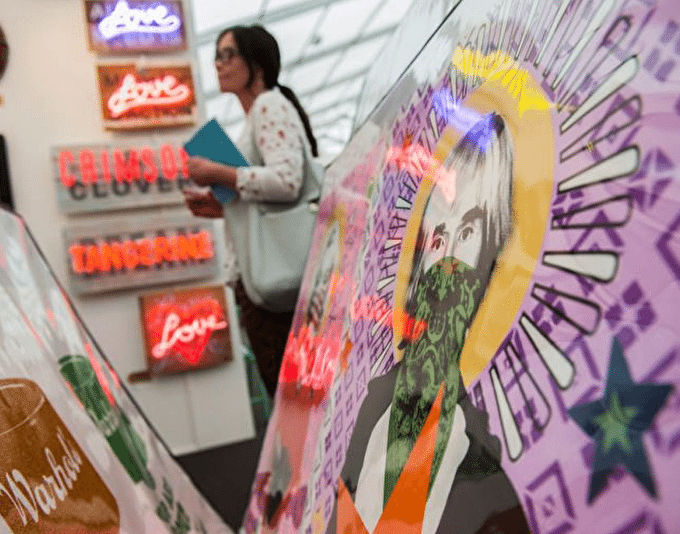 Past event: Browse, Buy and Explore Creative Talent at the Art Fairs of 2015