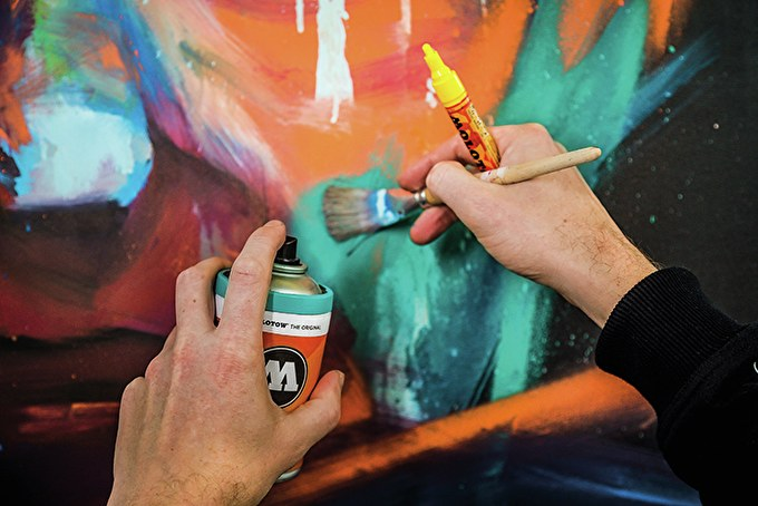 Molotow: Innovative Spray Paints & Markers