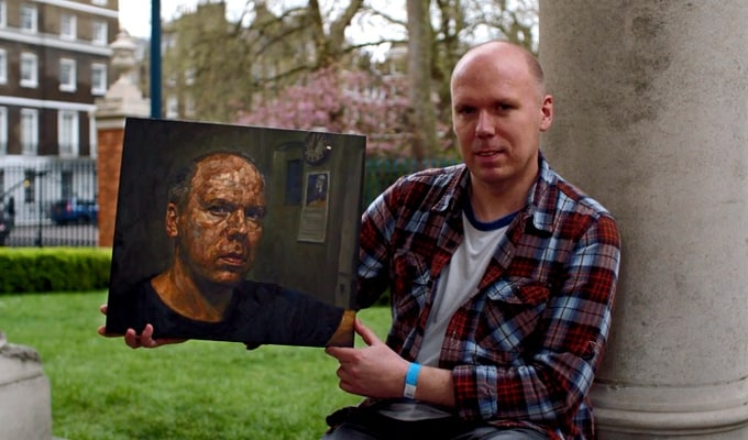 EXCLUSIVE INTERVIEW WITH HEAT 6 WINNER OF SKY ARTS PORTRAIT ARTIST OF THE YEAR