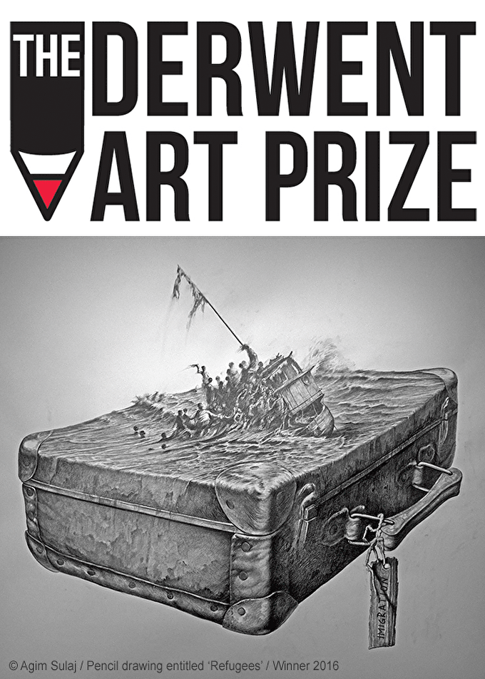 Call for Entries: Derwent Art Prize 2018