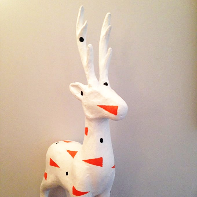 Christmas How To: Decorate Your Own Reindeer
