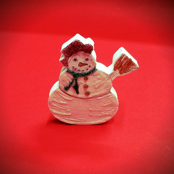 How To: Decorate Your Own Snowman