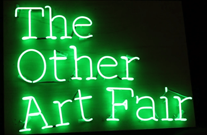 The Other Art Fair: 2 Free Tickets and Buy a Gavin Turk for £50