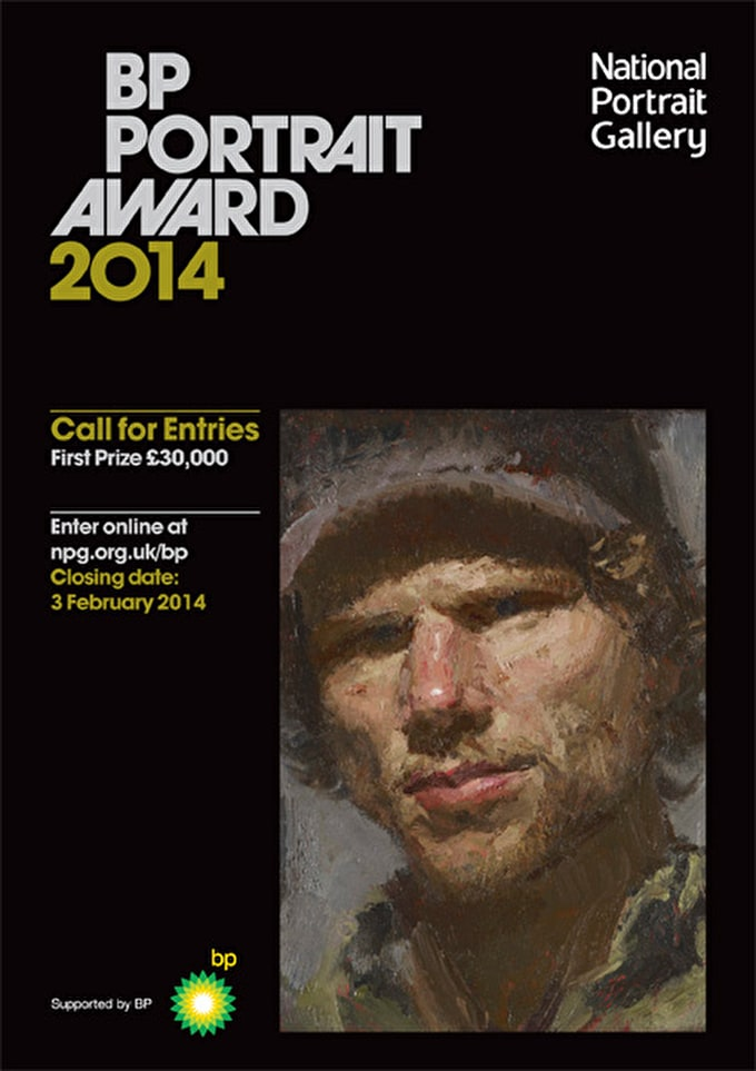 BP Portrait Award 2014: Call for Entries