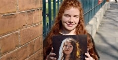 HETTY LAWLOR WINS HEAT 1 OF SKY ARTS PORTRAIT ARTIST OF THE YEAR