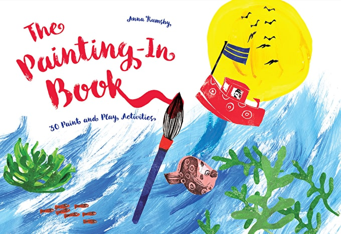 Artist Interview with Children's Book Illustrator Anna Rumsby
