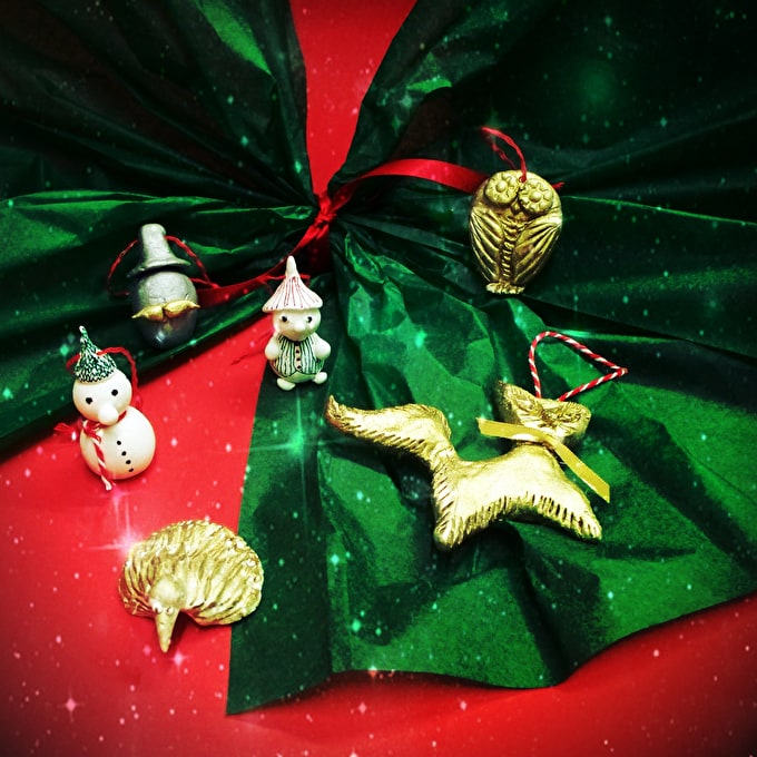 How To: Make Your Own FIMO Christmas Decorations