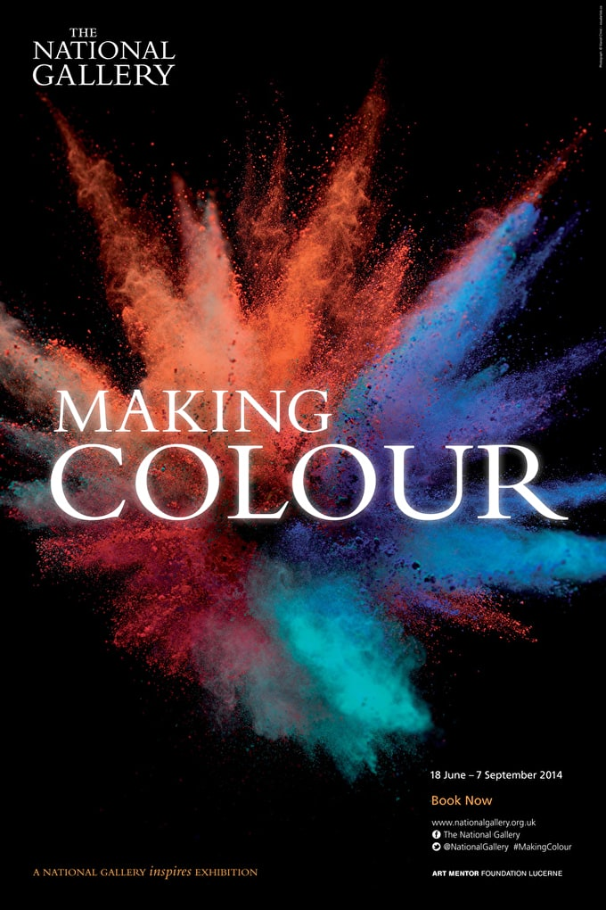 Past Event: Making Colour At The National Gallery
