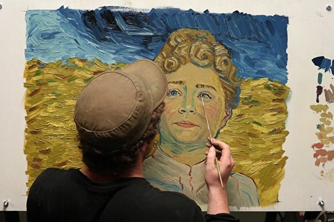 Behind The Scenes of Loving Vincent: Artist Interview with the Painters behind the Film