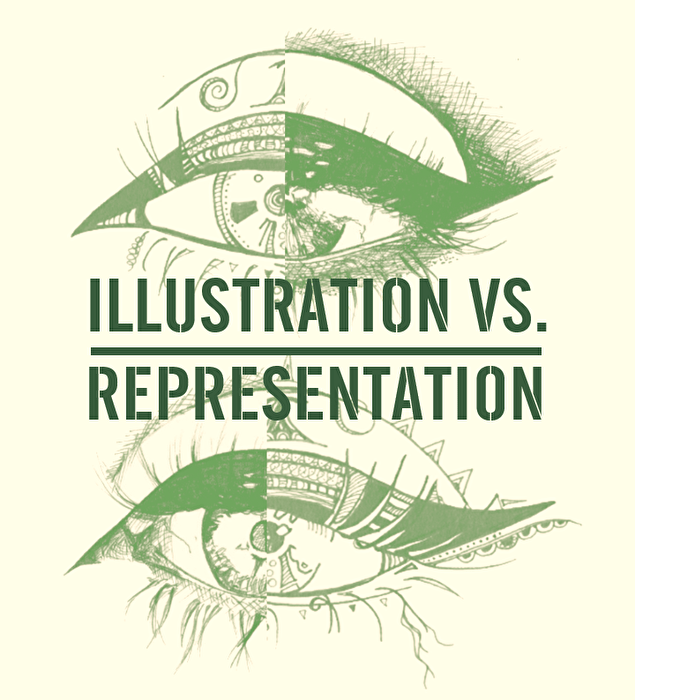 How To: Draw An Eye- Illustration vs. Representation