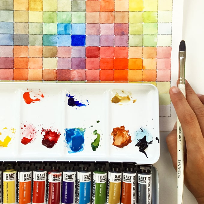The Wonderful World of Watercolour Painting