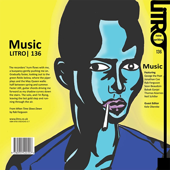 Litro Magazine at Latitude Festival