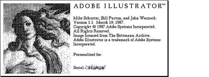 Happy Birthday to Adobe Illustrator!