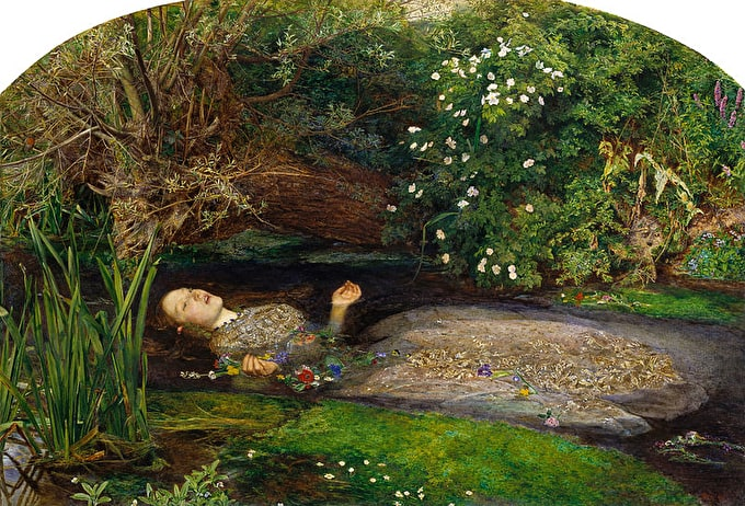 Past Event: Lizzie Siddal: last chance to see the artist and muse brought to life on stage