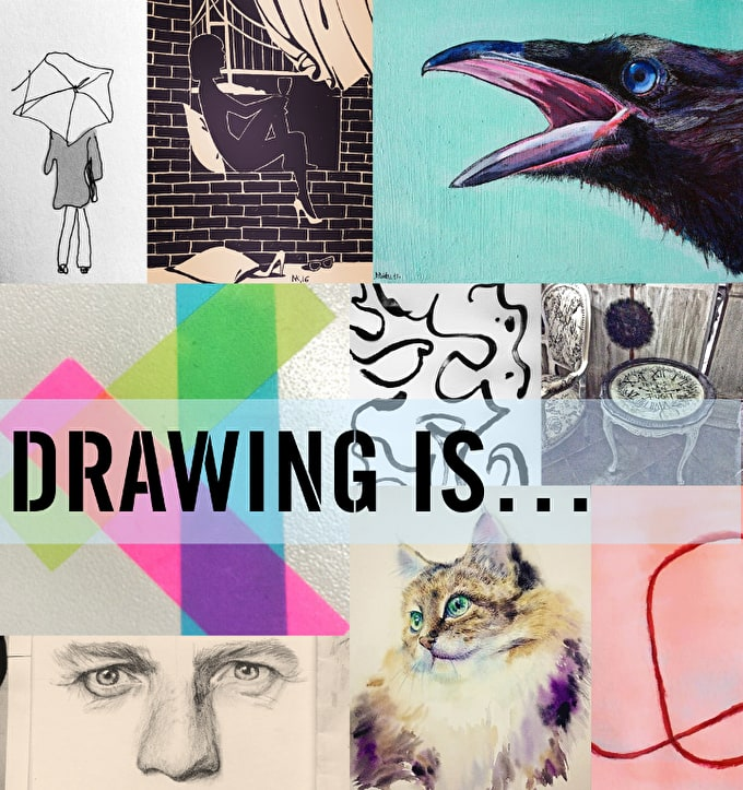 Drawing is...
