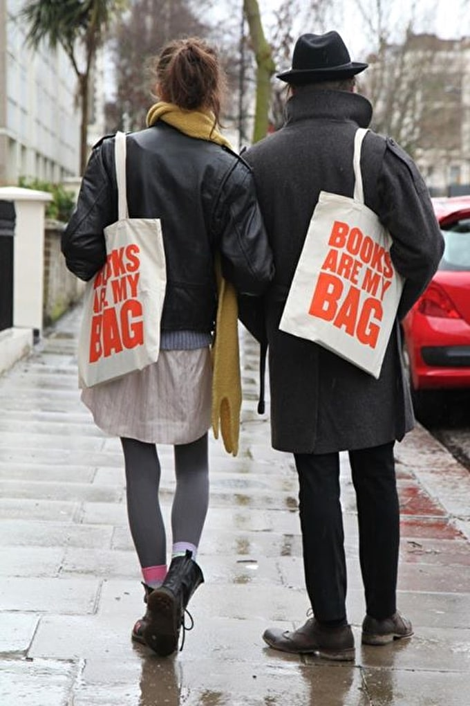 'Books are my Bag' Campaign aims to rekindle Paperback Passion