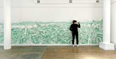 6 In The City: Emerging Artist Exhibition at Cass Art Glasgow