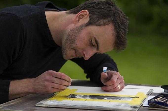 Philip Edwards Wins Heat Three of Sky Arts Landscape Artist of the Year 2016