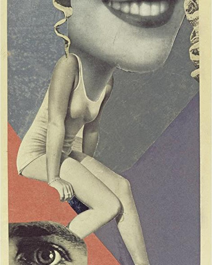 Hannah Höch at the Whitechapel Gallery